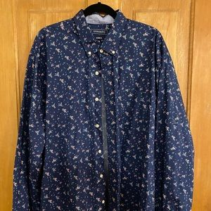 Crown & Ivy XXL Dress Shirt Classic Fit